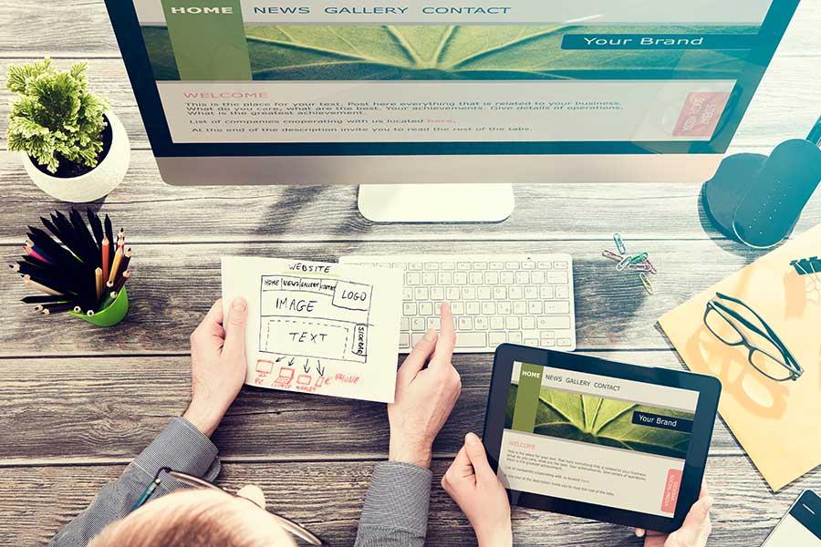 austin web design trends